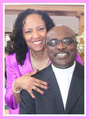 Bishop and Wife