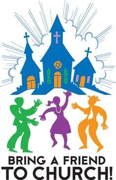 Bring a Friend to Church